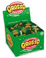 Chicle Grosso Spearmint.